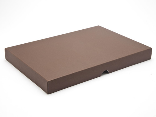 48 Choc Wibalin Lid - Chocolate Brown - [LID ONLY] | MeridianSP