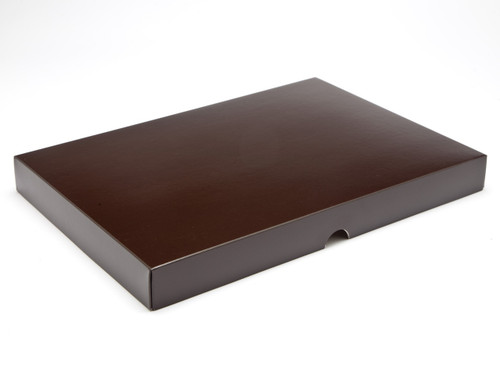 48 Choc Lid - Chocolate Brown - [LID ONLY] | MeridianSP