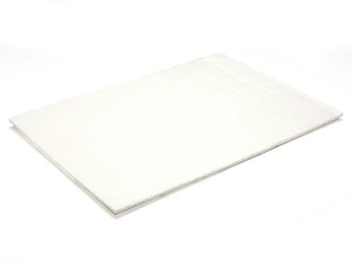48 Choc Cushion Pad - White | MeridianSP