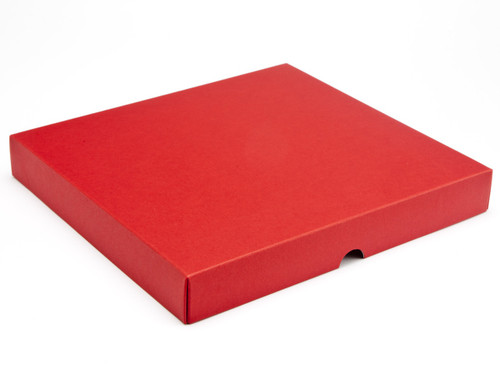 36 Choc Square Wibalin Lid - Red - [LID ONLY] | MeridianSP