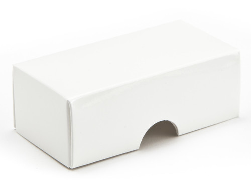 2 Choc Lid - White - [LID ONLY]   MeridianSP