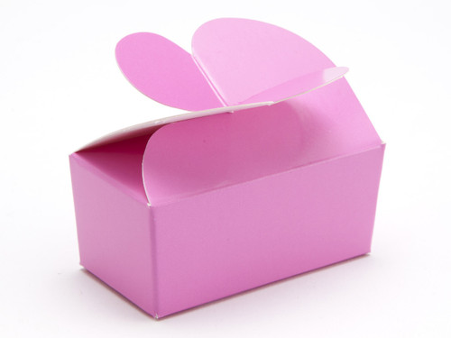 2 Choc Butterfly Ballotin - Electric Pink | MeridianSP