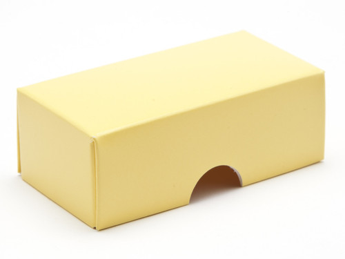2 Choc Lid - Buttermilk Yellow - [LID ONLY]   MeridianSP
