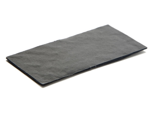 2 Choc Ballotin Cushion Pad - Black | MeridianSP