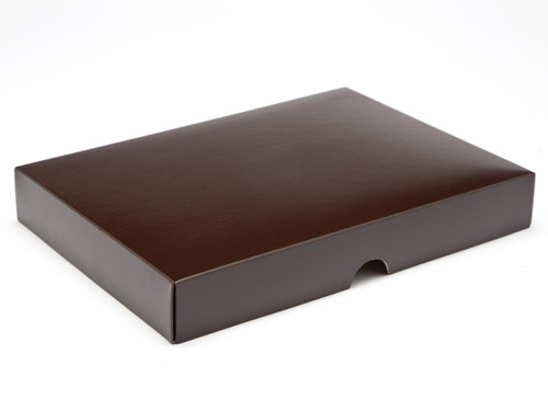 24 Choc Lid - Chocolate Brown - [LID ONLY] | MeridianSP