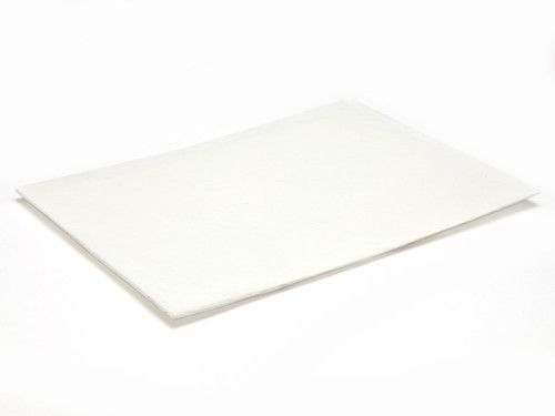 24 Choc Cushion Pad - White | MeridianSP