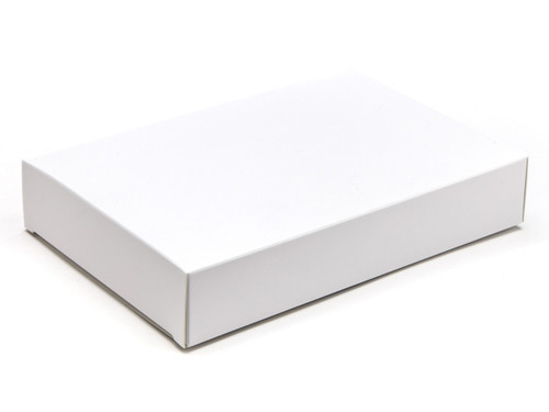 Tuck in End White Carton For 150g Bagged Fudge 130x35x190