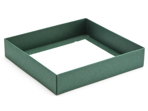 16 Choc Square Wibalin Base - Green - [BASE ONLY] | MeridianSP