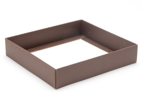 16 Choc Square Wibalin Base - Brown - [BASE ONLY] | MeridianSP