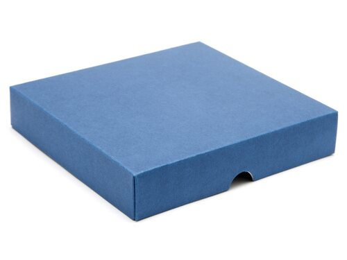 16 Choc Square Wibalin Lid - Blue - [LID ONLY] | MeridianSP
