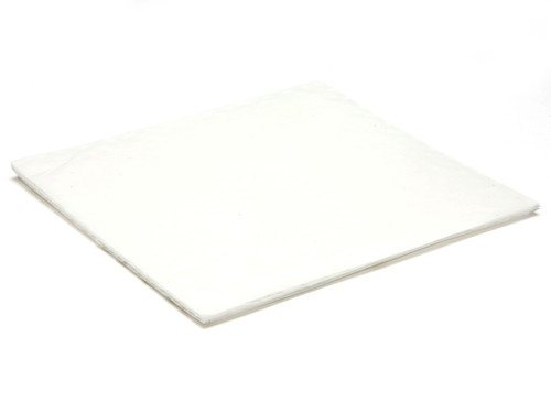 16 Choc Square Cushion Pad - White | MeridianSP