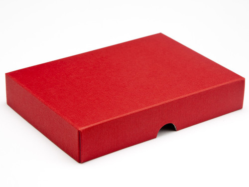 12 Choc Wibalin Lid - Red - [LID ONLY] | MeridianSP