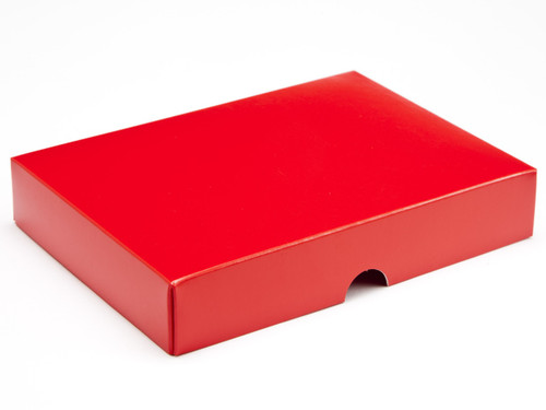 12 Choc Lid - Red - [LID ONLY]   MeridianSP