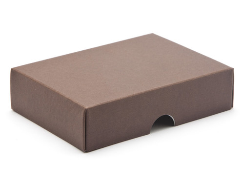 12 Choc Wibalin Lid - Chocolate Brown - [LID ONLY] | MeridianSP