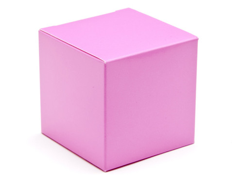 60mm Cube Carton - Electric Pink | MeridianSP