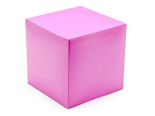 120mm Cube Carton - Electric Pink | MeridianSP