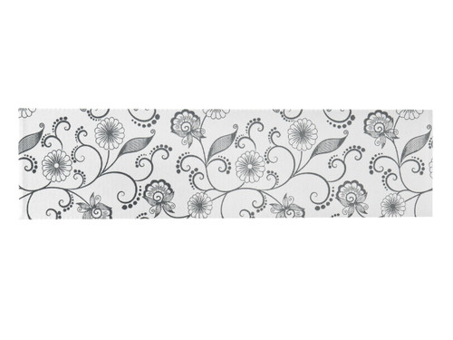 Riser Plinth for General Purpose Gift Box - White with Floral Pattern | MeridianSP