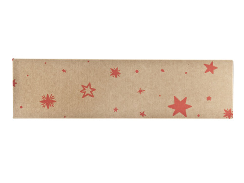 Riser Plinth for General Purpose Gift Box - Kraft Stars | MeridianSP