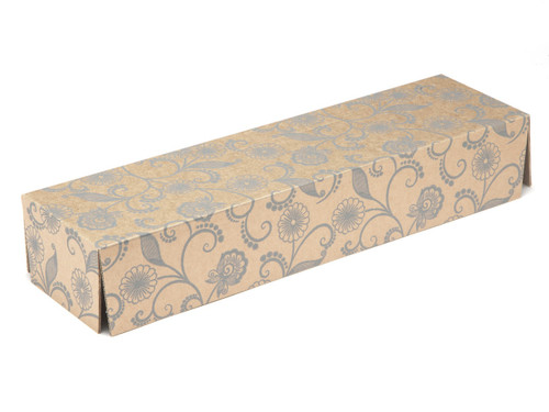 Kraft Floral Riser Plinth for General Purpose Gift Box sized  - Gift Box - Larger Size - Riser Plinth Ideal for Christmas or Gifting occasions