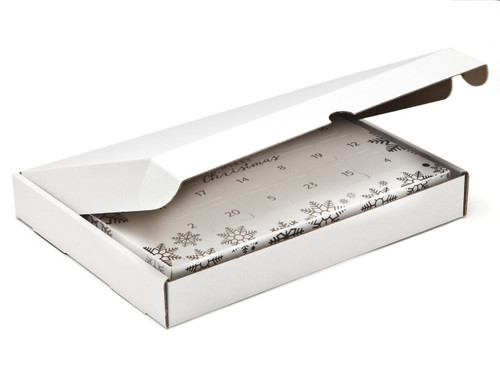 Postal Outer - for Advent Calendars or 24 Choc Buffer Box | MeridianSP