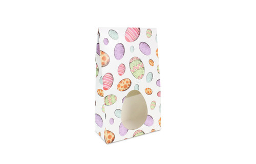 Large Eggs upon Eggs Easter A Frame Carton with Oval Window