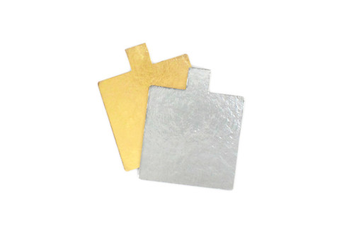 55mm Square Cake Mat With Tab