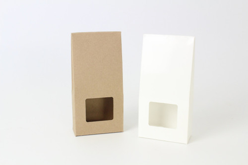 Slim Tapered Window Carton Eco| MeridianSP