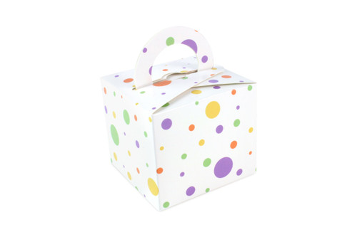 250g Spots & Dots Handle Carton | MeridianSP