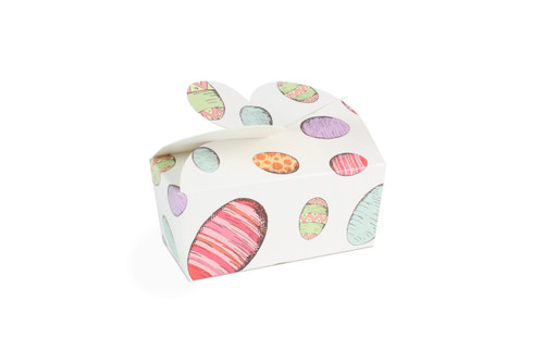 Distinctive Belgian Style Ballotin Tapered Gift Carton for Easter