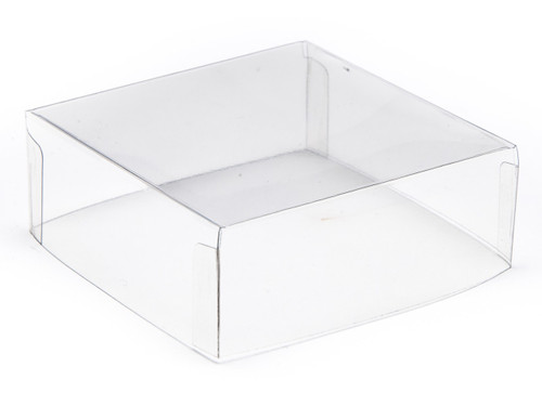 4 Choc Square Wibalin PVC Lid (for square wibalin lid only)