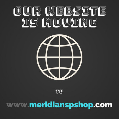 We are soon moving domain to www.meridianspshop.com