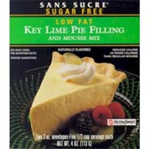 Sans Sucre Key Lime Mousse Mix (All Flavors Here!)