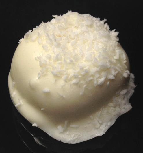 Diabeticfriendly's Sugar Free White Chocolate Covered Coconut Creams, Gift Box, 16 oz