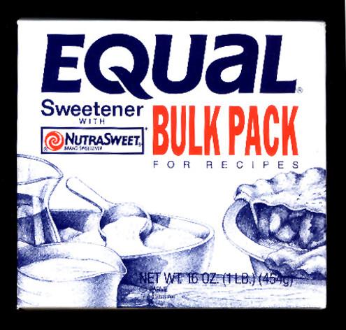 Equal BULK PACK Sweetener