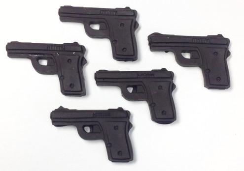 Sugar Free Chocolate Semi-automatic pistols