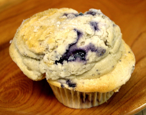 Sugar Free Blueberry Muffin - No Transfat! (1 g sugar free) Contains 6 muffins about 1.5 lbs