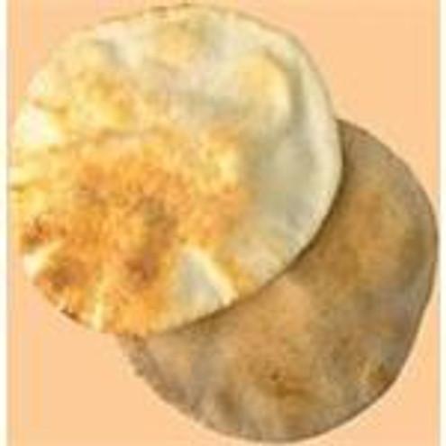 Sugar Free ~ Yeast Free ~ Low Carb ~ Fresh Pita Bread 5-pk.