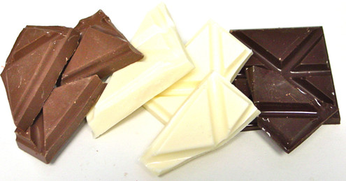 DiabeticFriendly's Sugar Free Break Up Chocolates, Sold by the pound