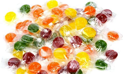 eda's sugar free sour hard candy mix