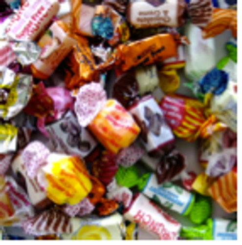 I Love Chewy Sugarfree Candy Assortment (by the pound)