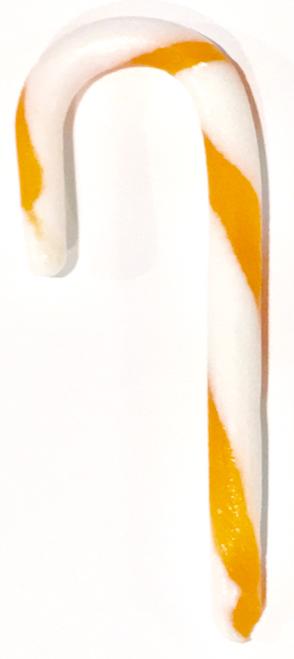 Sugar Free Orange Candy Cane
