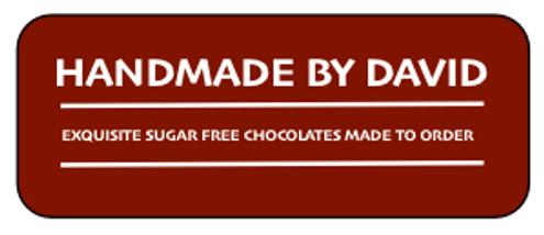 2 oz Sugar Free Peanut Butter Chocolate Santa