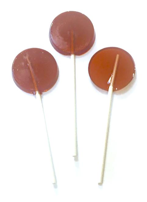 sugar free chocolate lollipops