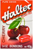 Halter Bonbons CHERRY Sugar Free Hard Candy, 1.4 oz fliptop box. Uses Isomalt, ZERO SODIUM