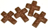 Sugar Free Chocolate Crosses