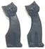 DeBron Sugarfree Licorice Cats, 10 oz Bag