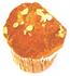 Bran Muffins - No Transfat, Cholesterol or Saturated Fat! Sugar Free (6 pack)