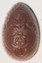Sugar Free Solid Milk Chocolate Easter Egg, .75 ounce, Set of 6