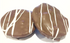 Sugar Free Chocolate Peanut Caramel TOFFEE or BRITTLE Patties, Handmade (TURTLES)