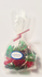 Premium, Hand Poured CHRISTMAS TREES (Spearmint) & BELLS (Peppermint)  Sugar Free Hard Candy, 20 pcs,  3 oz bag